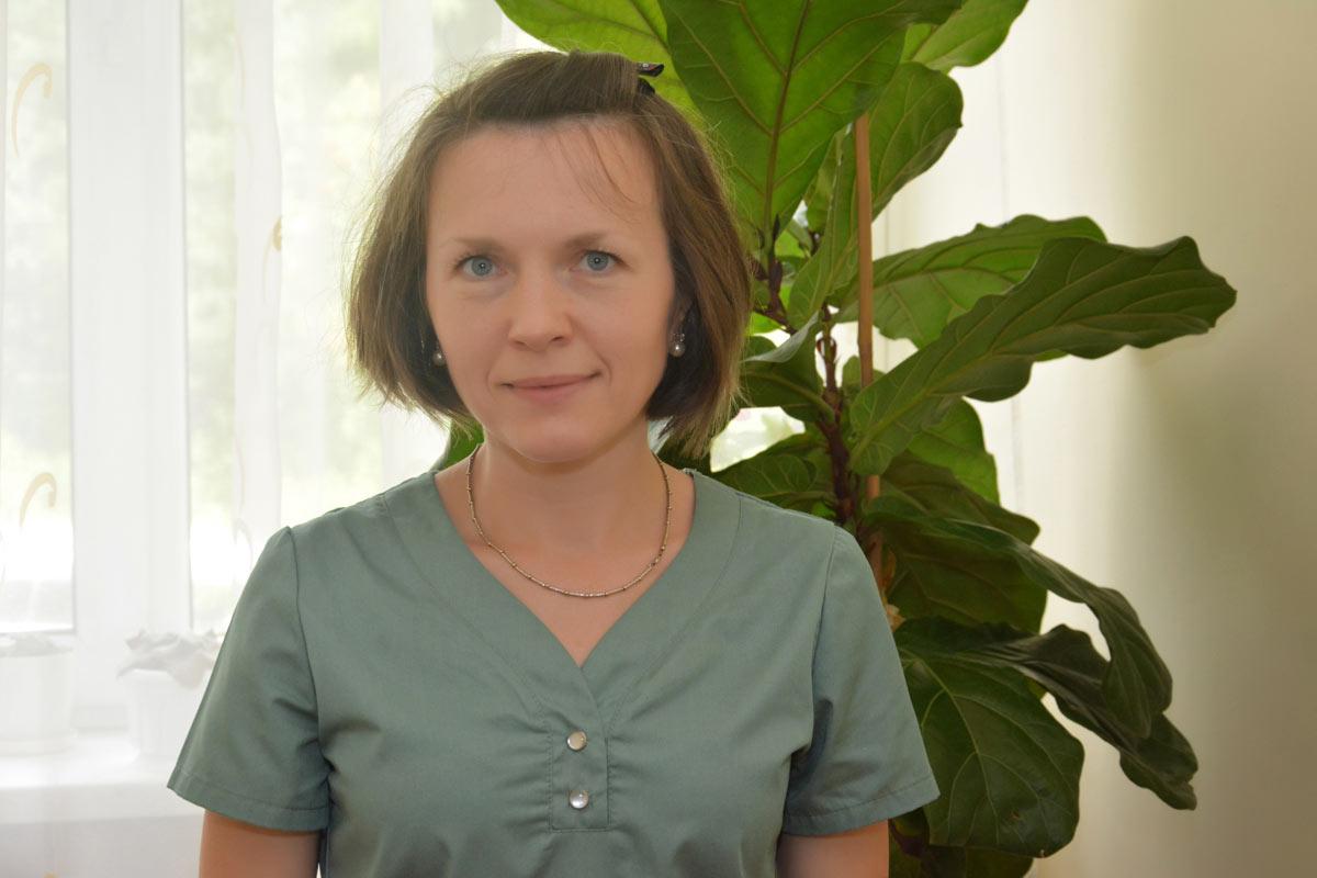 Ільїна Лілія Вікторівна