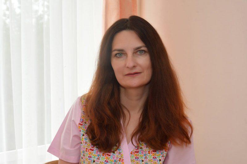Максим'як Ірина Іванівна