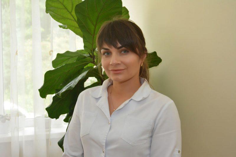Олійник Уляна Володимирівна