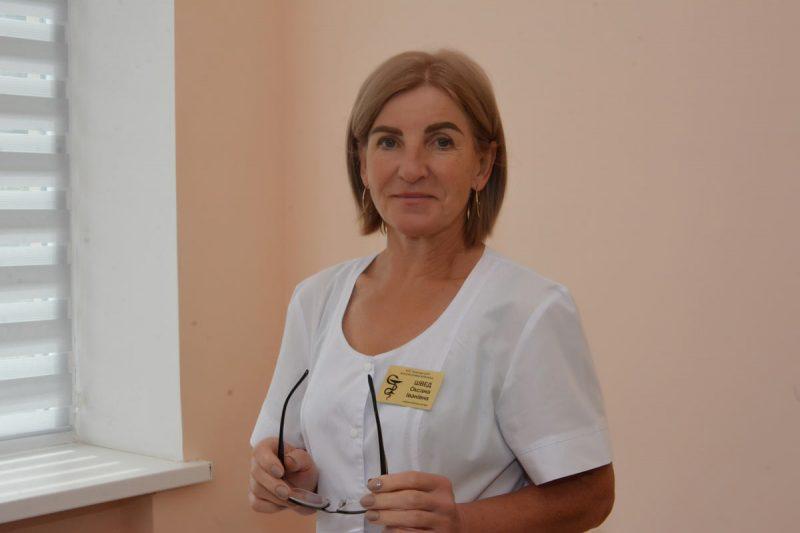 Швед Оксана Іванівна