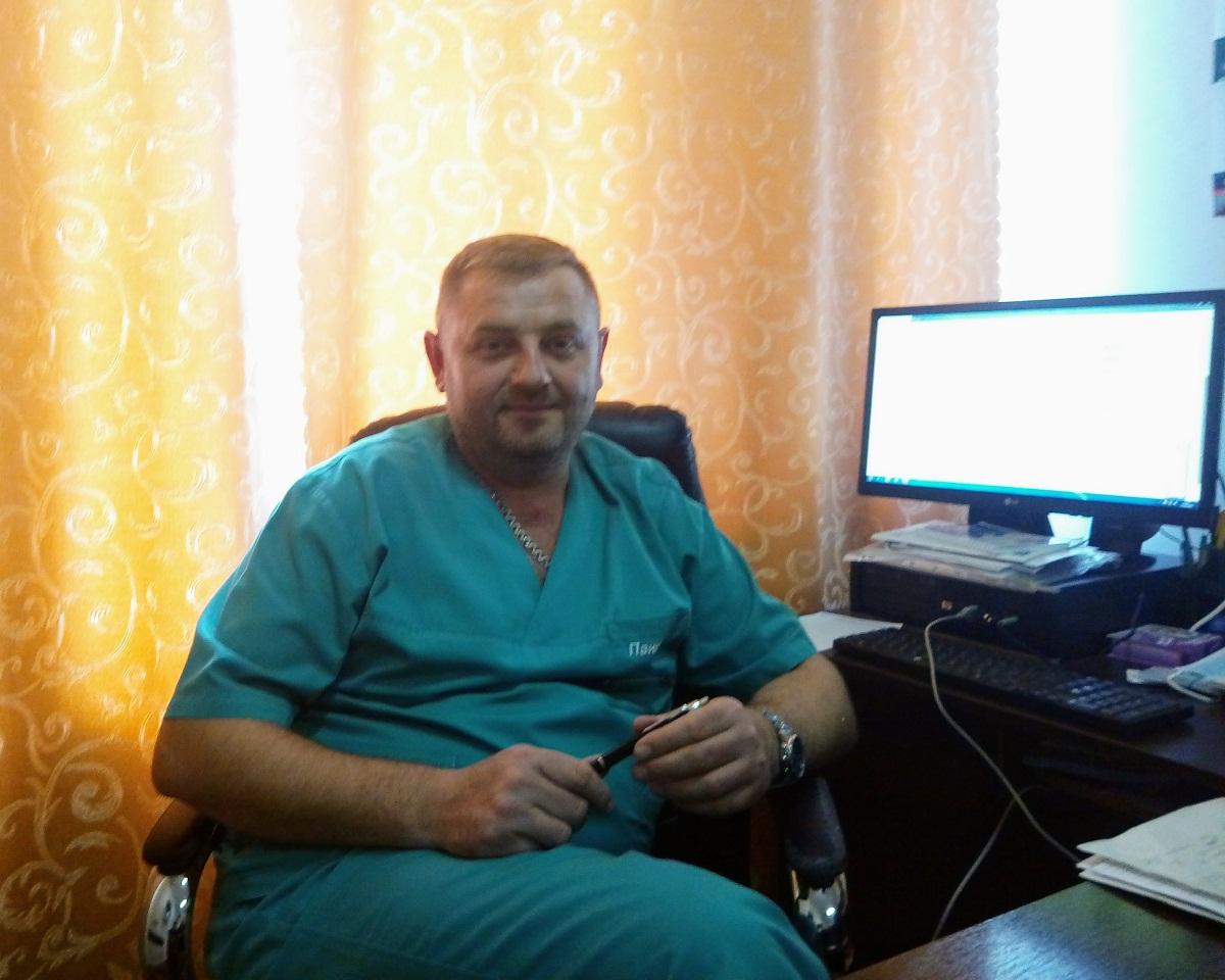 Ярослав Мороз:  «Коли прооперований пацієнт з лікарні йде додому, задоволений станом свого здоров'я, то й мені приємно»